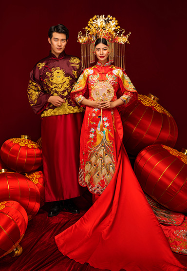 成都婚纱照,成都婚纱摄影,成都摄影工作室,婚纱照拍摄,瞳创摄影客片,中式婚纱照